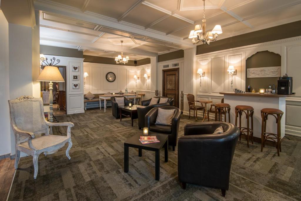 inter hotel strasbourg gare le bristol r servation gratuite sur viamichelin. Black Bedroom Furniture Sets. Home Design Ideas