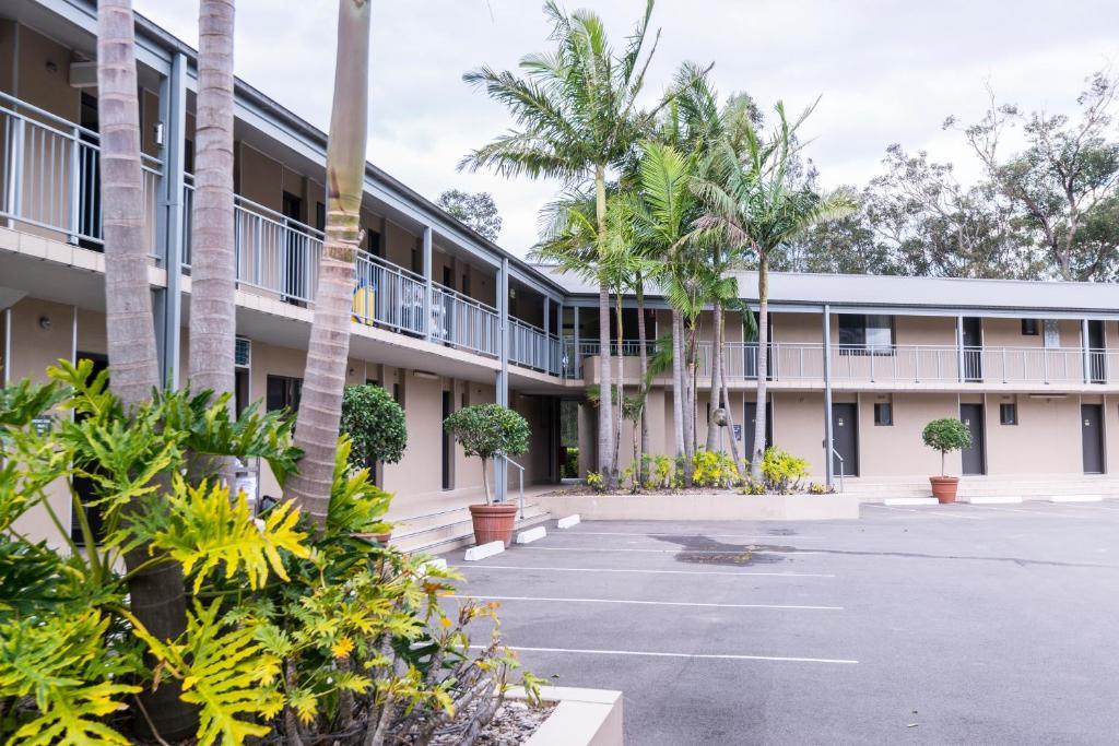 The galaxy motel gosford reserva tu hotel con viamichelin for Motel con piscina privada