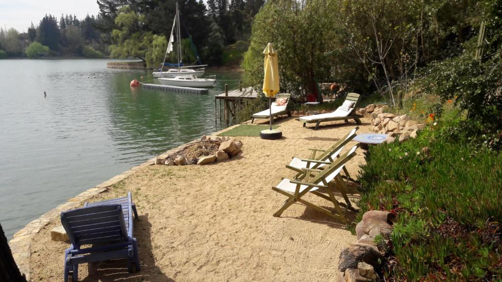 Cabaña De Adobe En Lago Rapel Alquileres En Lago Rapel Chile