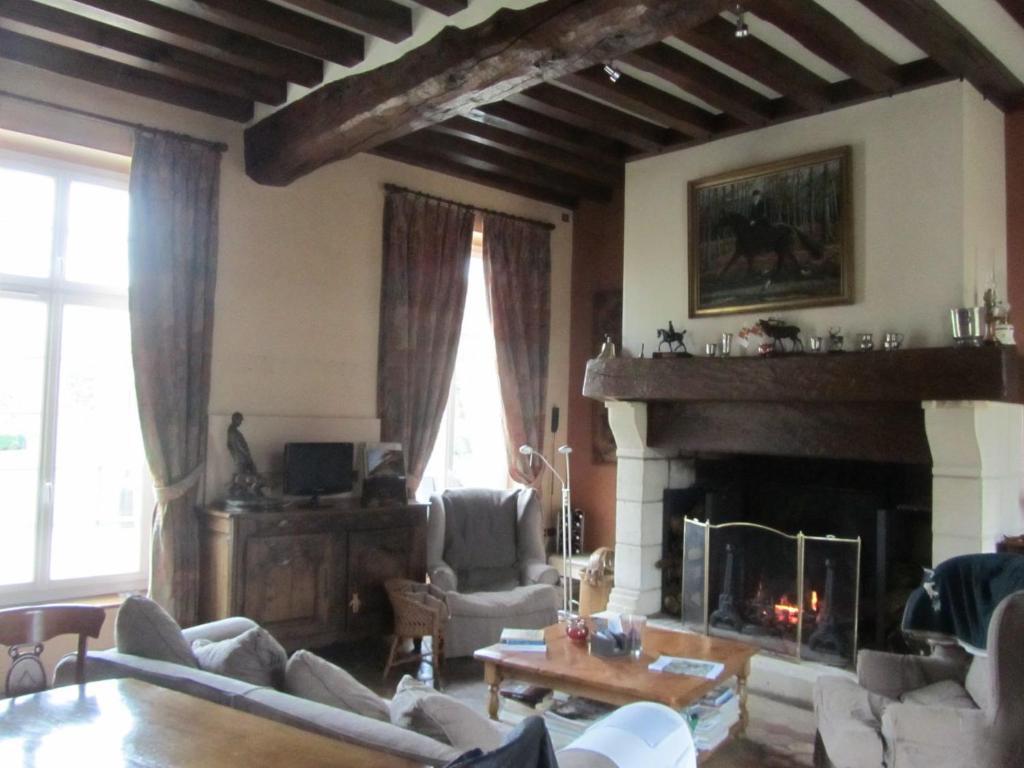 Chateau de melleville chambres d hôtes le vieil evreux