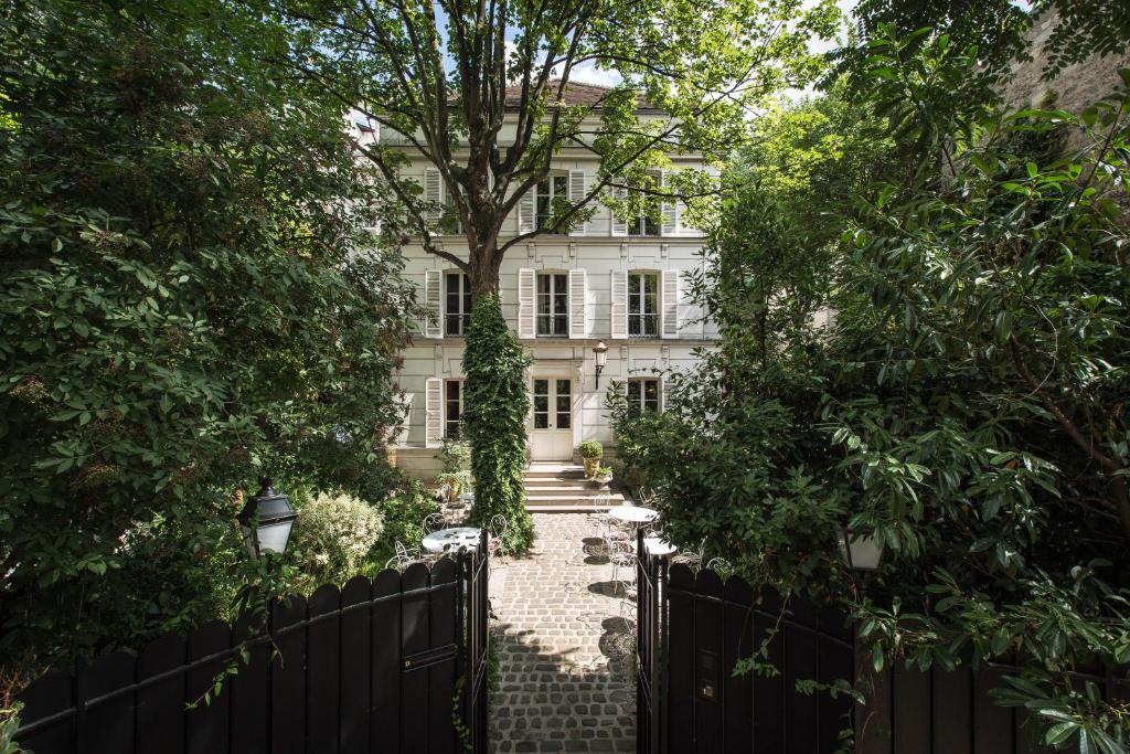 Hôtel Particulier Montmartre Paris