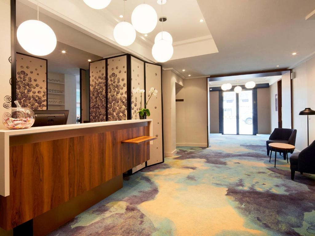 Hotel Kyriad And Spa Reims Centre Champagne