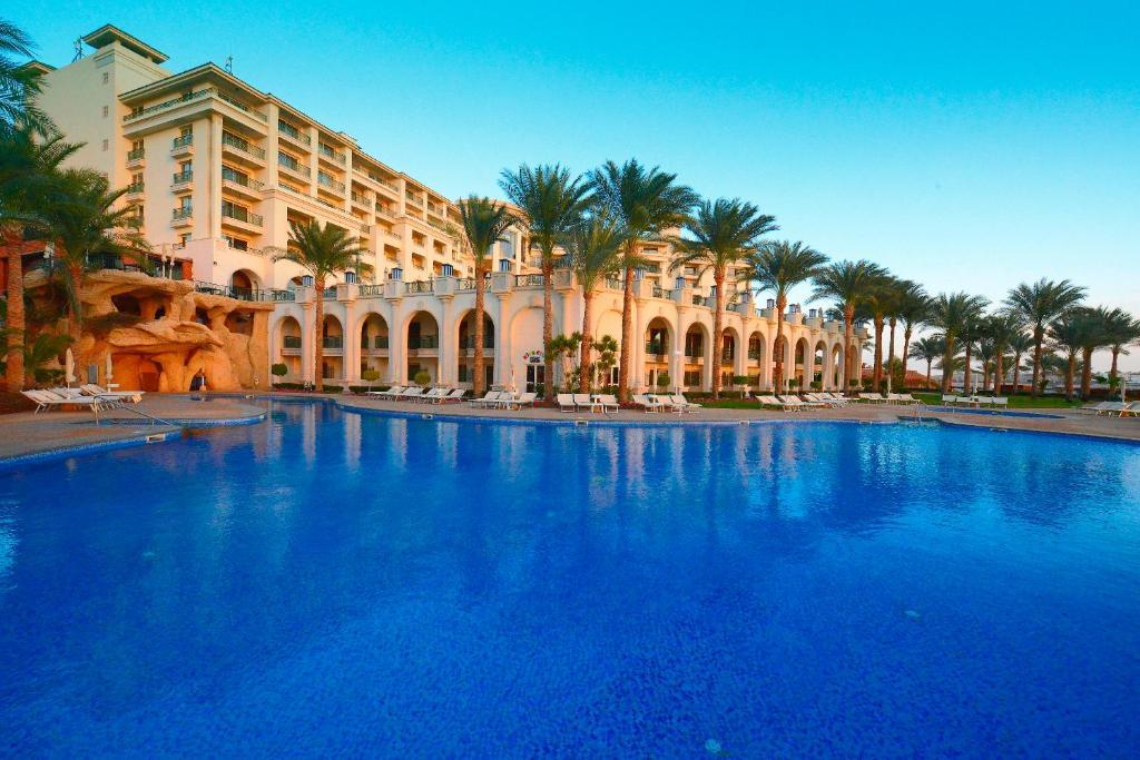 Stella Di Mare Beach Hotel Spa Holiday Residences Sharm El Sheikh