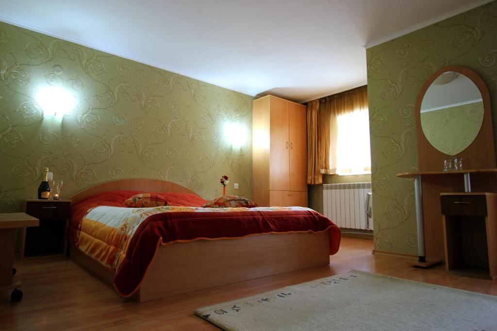 Discret hotel spa pernik online booking viamichelin for Salon discret