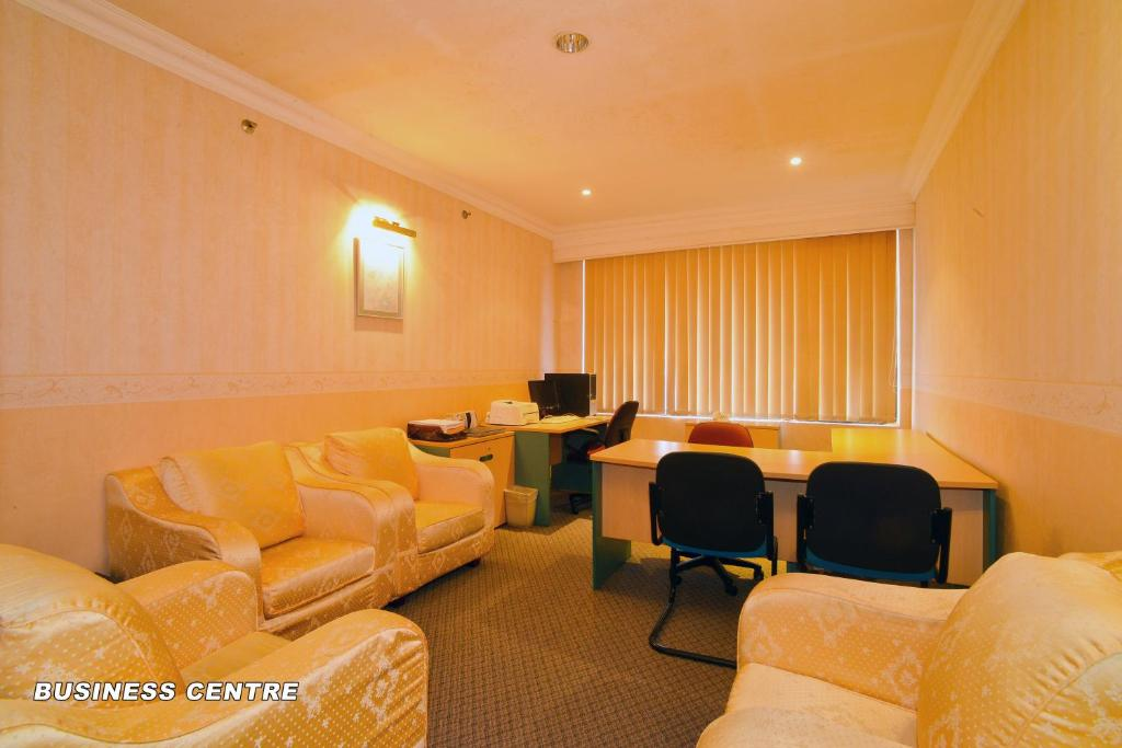 Dynasty hotel miri book your with viamichelin