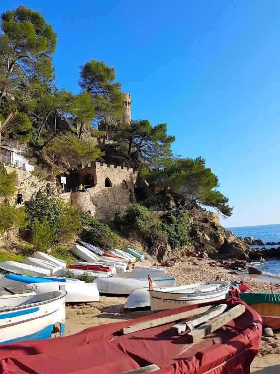 manuela beach city lloret de mar prenotazione on line viamichelin. Black Bedroom Furniture Sets. Home Design Ideas