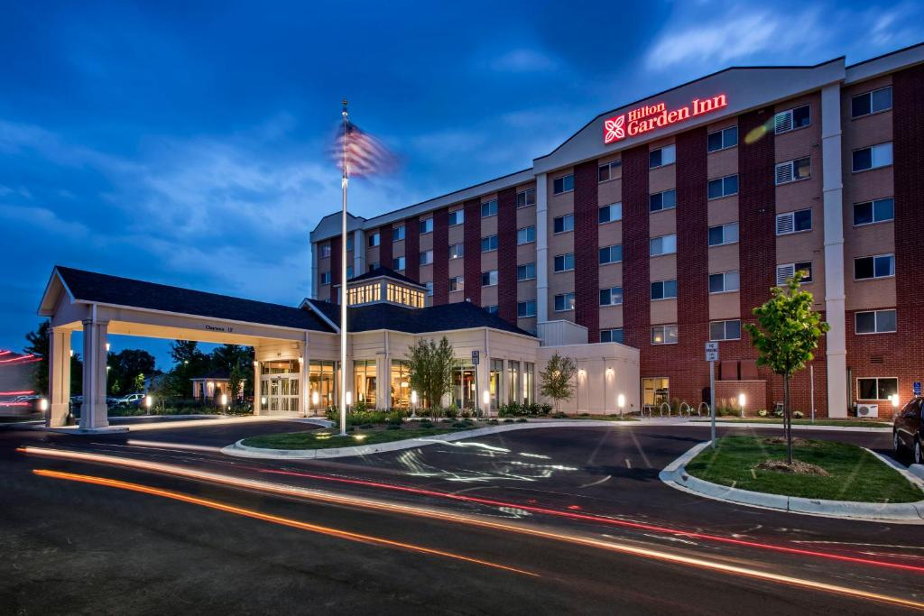 Book Now Hilton Garden Inn Minneapolis Airport Mall Area Mn Bloomington United States
