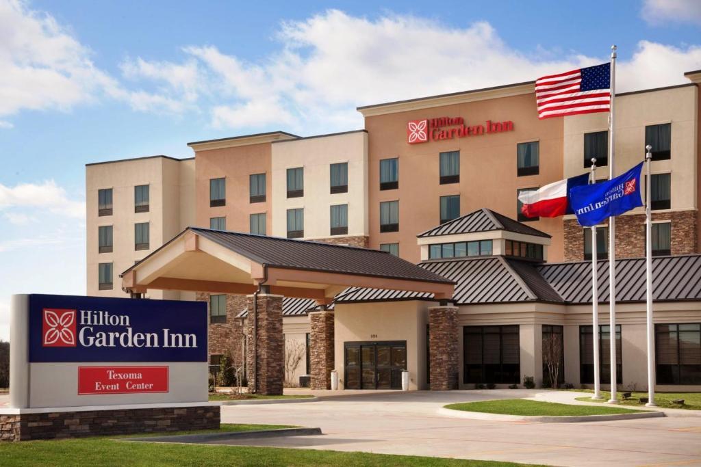 Hilton Garden Inn Denison Sherman At Texoma Event Center Sherman Book Your Hotel With