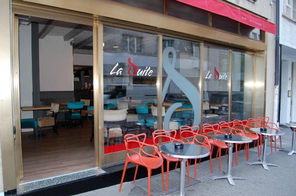 Hotel Restaurant Elite Fribourg