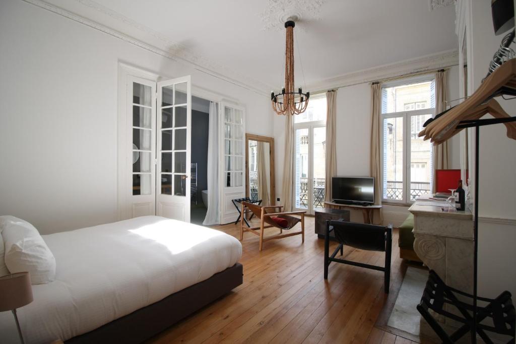 Chambres dhôtes casa blanca chambres dhôtes bordeaux