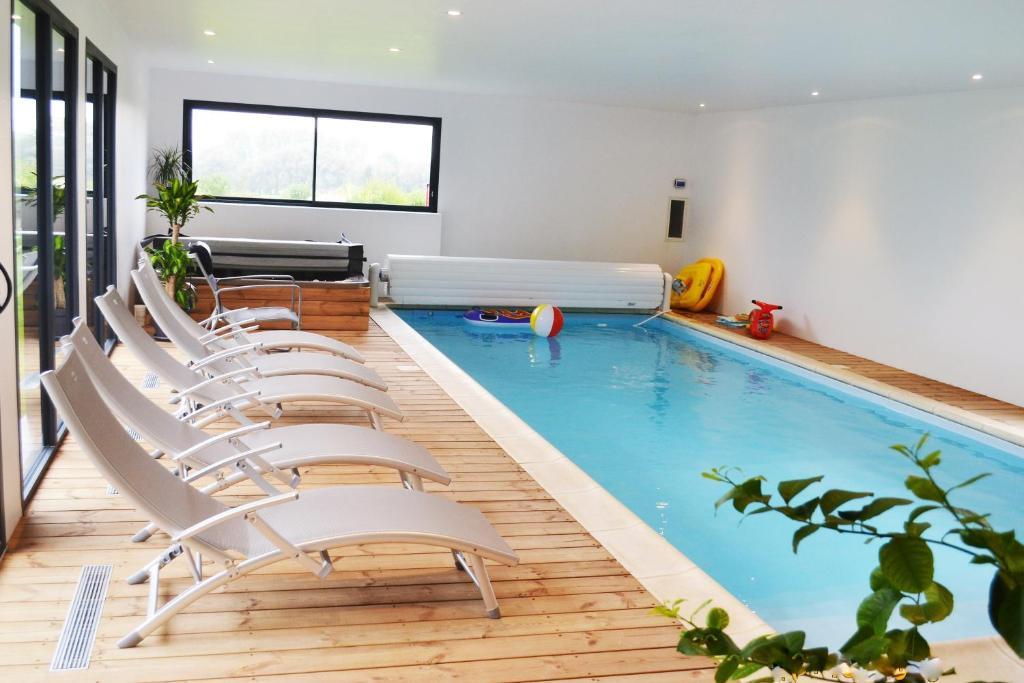 Chambre avec piscine privée et Spa - Chambre d\'hôtes à Saint-Martin ...
