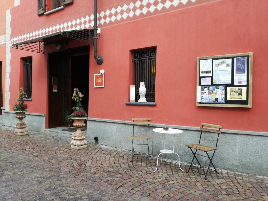 Casa asso di coppe b b alba informationen und for Creatore di piani casa online