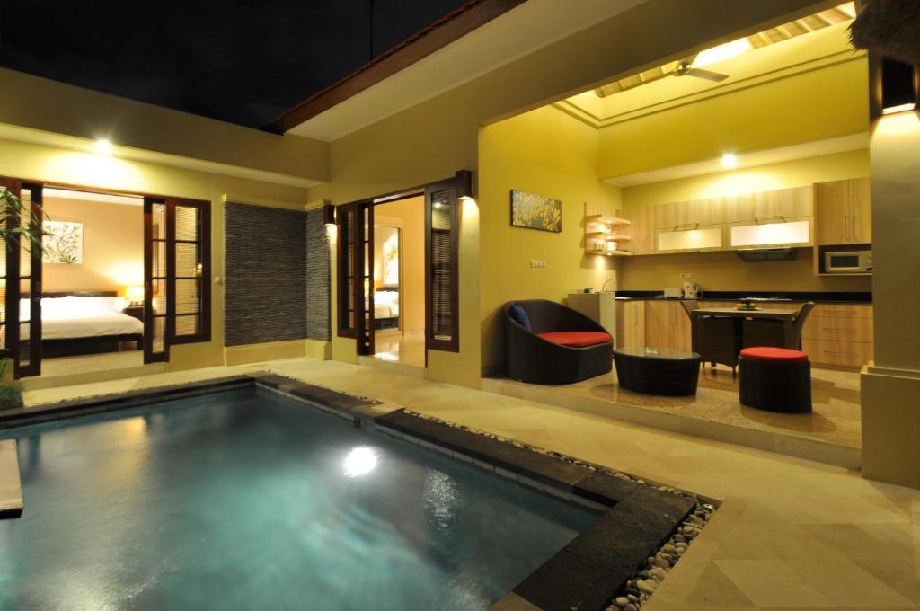 The Jas Villas Villas In Seminyak Bali Indonesia