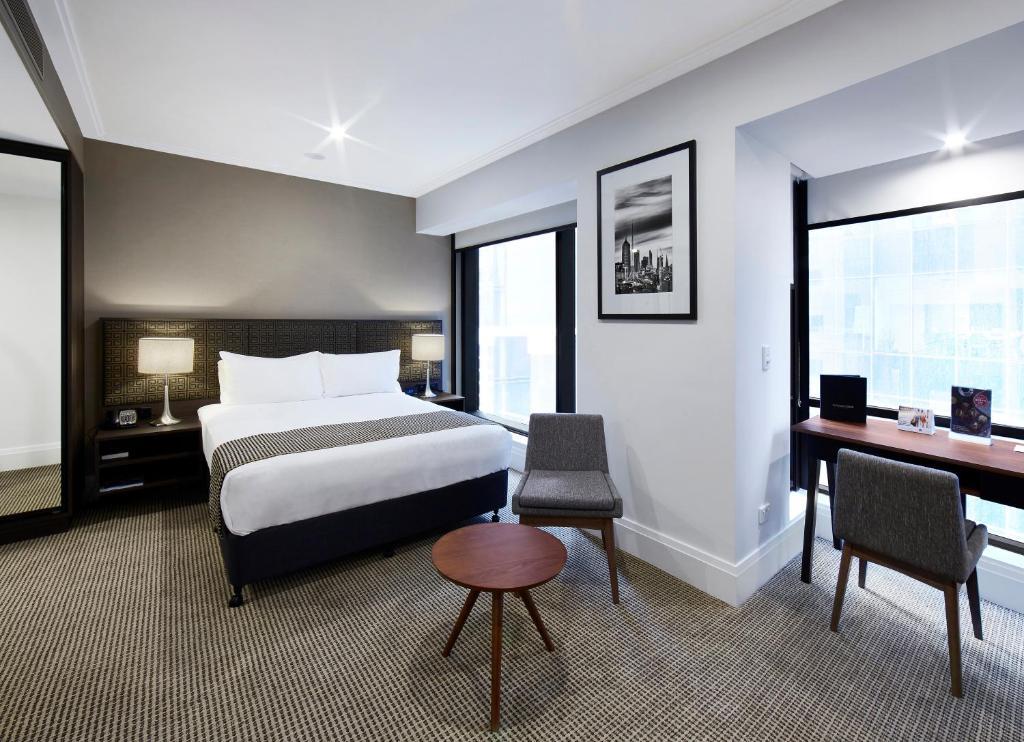 Stamford Plaza Melbourne Appart Hotels Melbourne