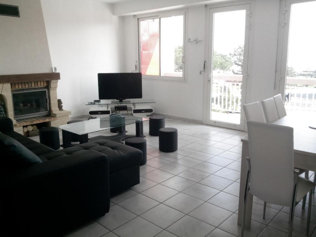 appartement caramel appartement royan en charente. Black Bedroom Furniture Sets. Home Design Ideas