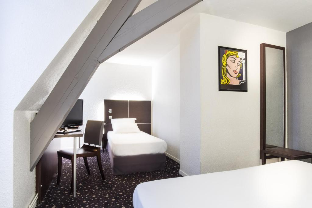 Le 55 Montparnasse Hotel Paris