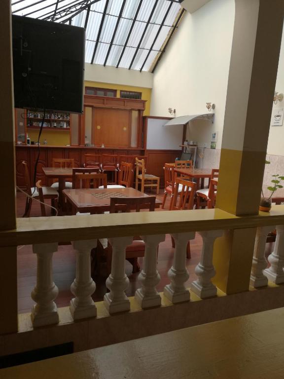 Hostal puerta del sol quito online booking viamichelin for Hostel puerta del sol
