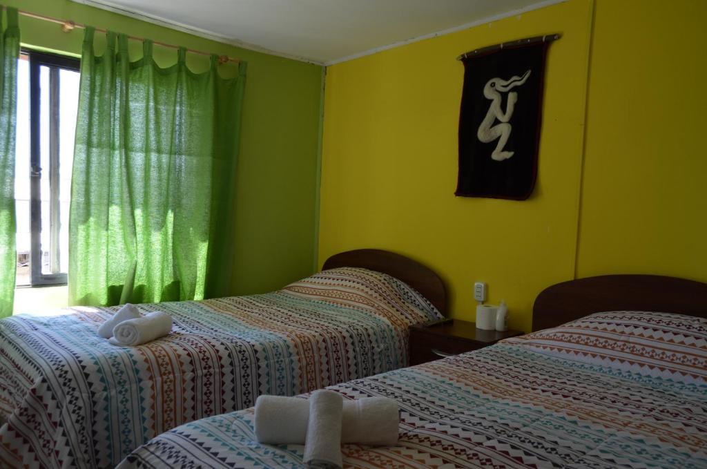 Hostal casa amarilla talca informationen und buchungen for Hostal casa amarilla