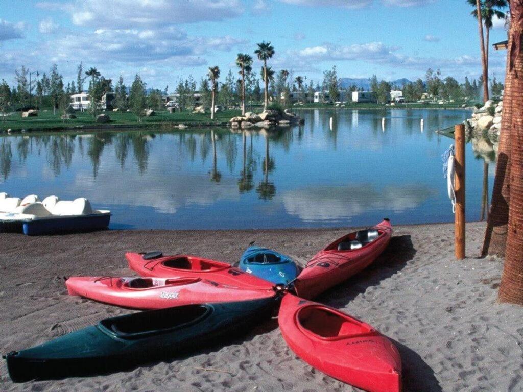 Rv Park At Lakeside Casino Camping Pahrump
