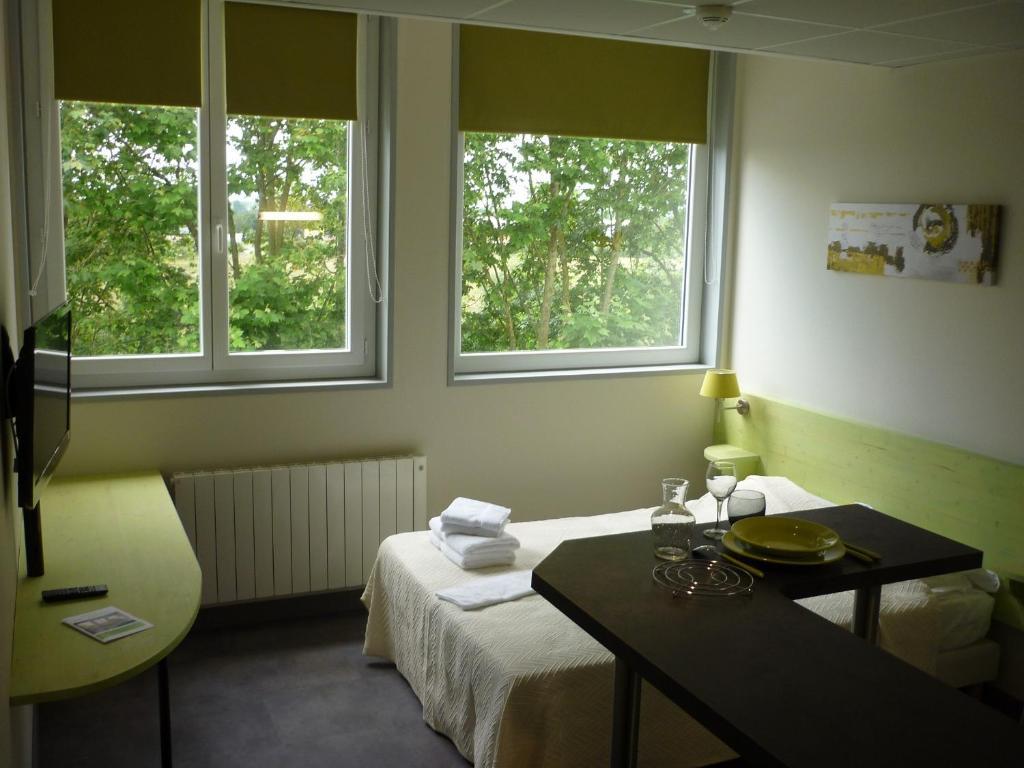 West Appart Hotel Niort