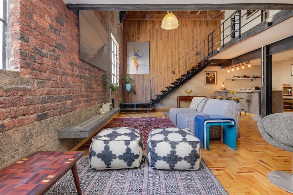 New York Loft Style Apartment 6, Apartment Cape Town