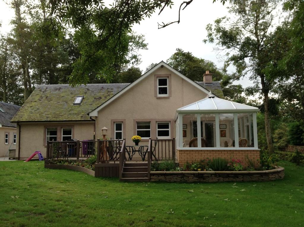 Guthrie Bed And Breakfast Forfar