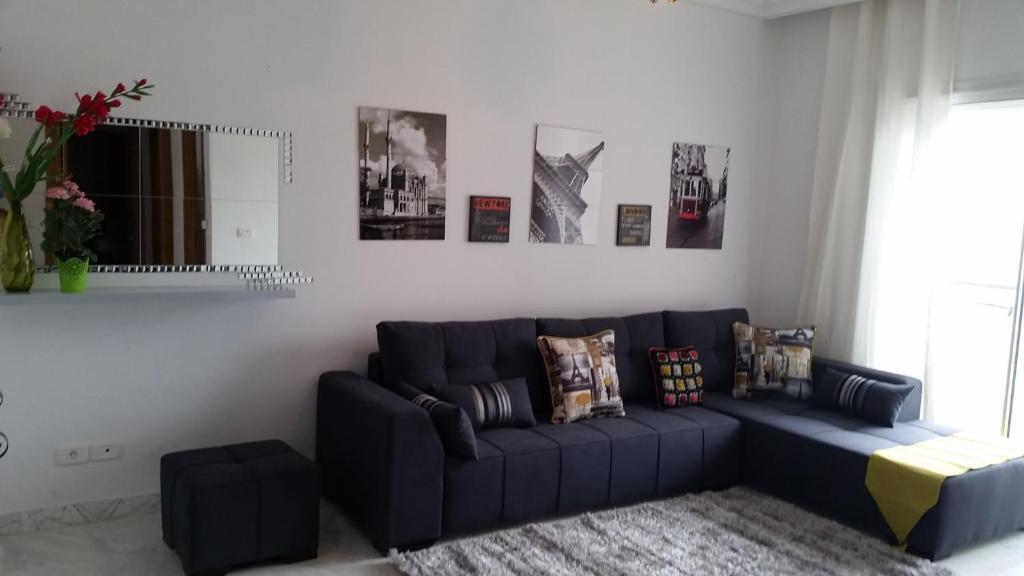 Apartment Meuble De Haut Standing Au Lac 2 Apartment Tunis