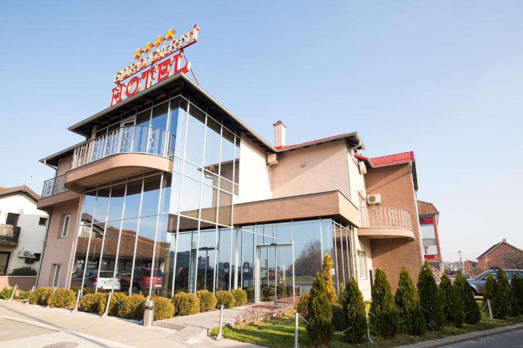 Hotel In Belgrad Nahe Autobahn