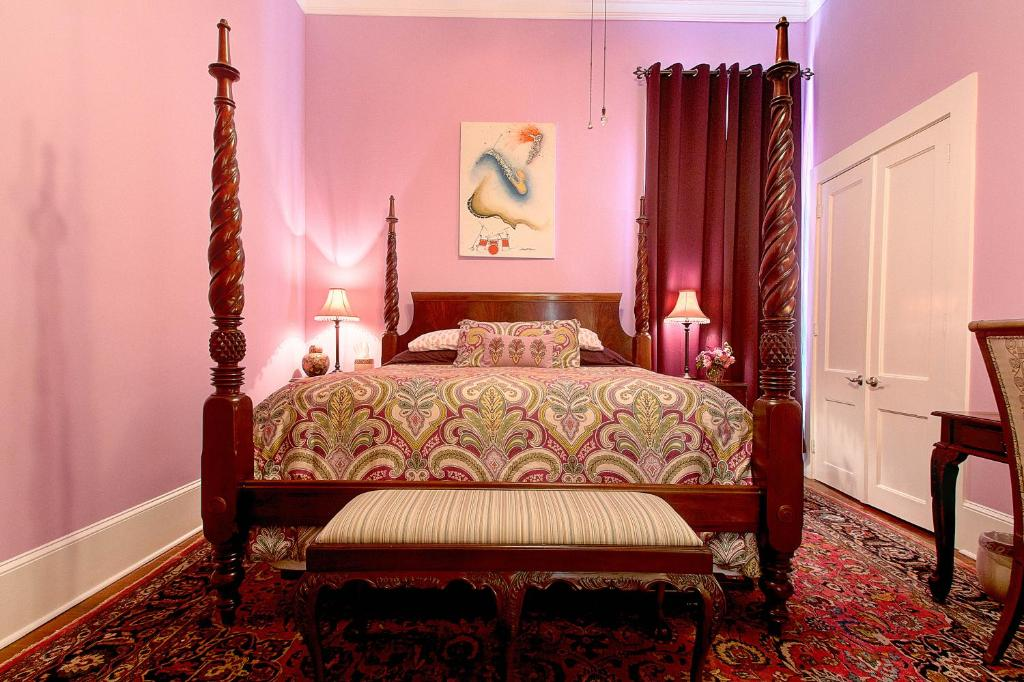 R&B Bed and Breakfast - Adult Only, Chambres d\'hôtes Nouvelle Orléans