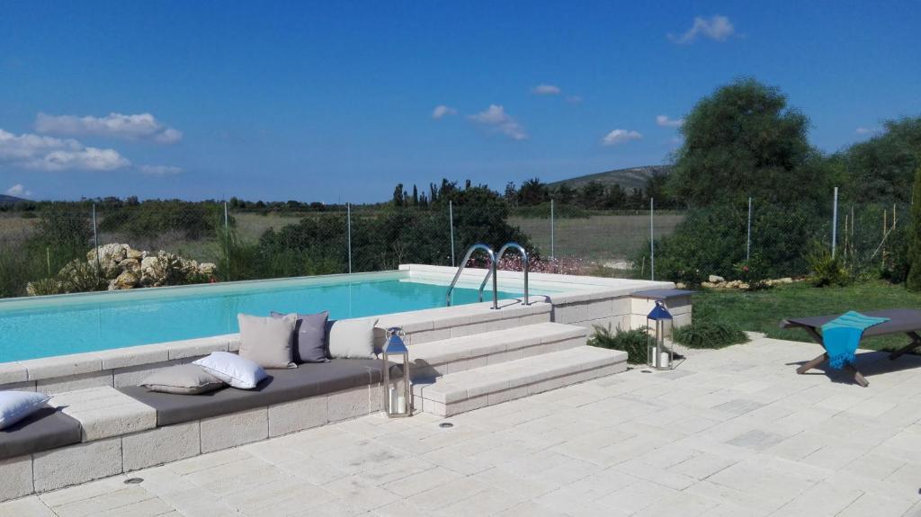 Donna Monis Villa à Santa Maria La Palma Sardaigne Italie - Location villa en sardaigne avec piscine