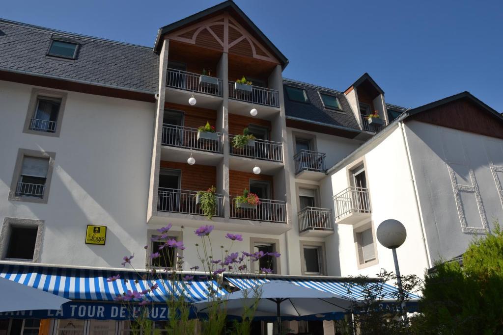 Hotel Restaurant Ax Les Thermes