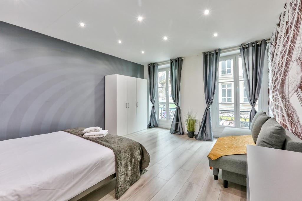 02 best flat montorgueil 1 paris informationen und for Flat hotel paris