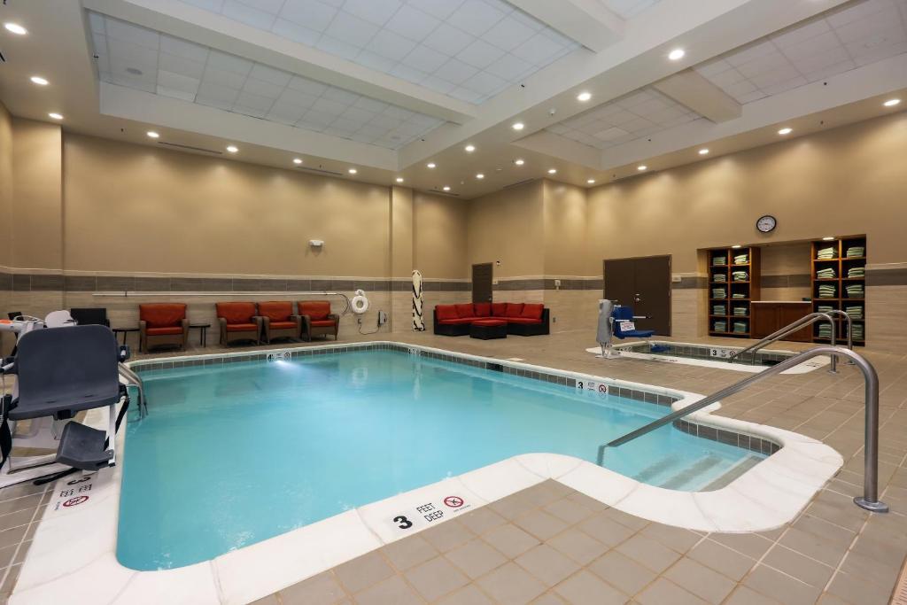 Hilton Garden Inn Clifton Park R Servation Gratuite Sur Viamichelin