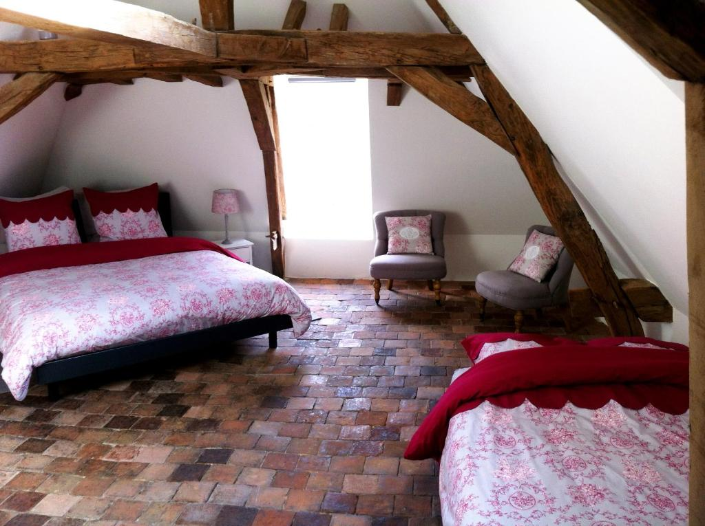Bed & breakfast b&b le relais des saints pères bed & breakfast auxerre