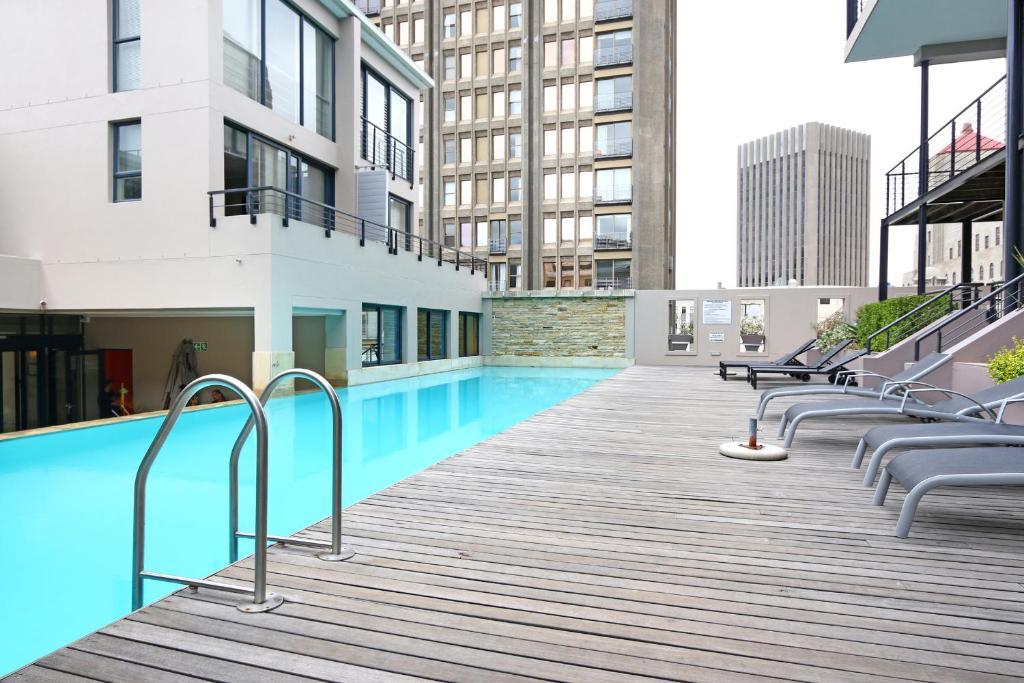 The Bijoux Luxury Suites by Totalstay, Apartamentos Cape Town