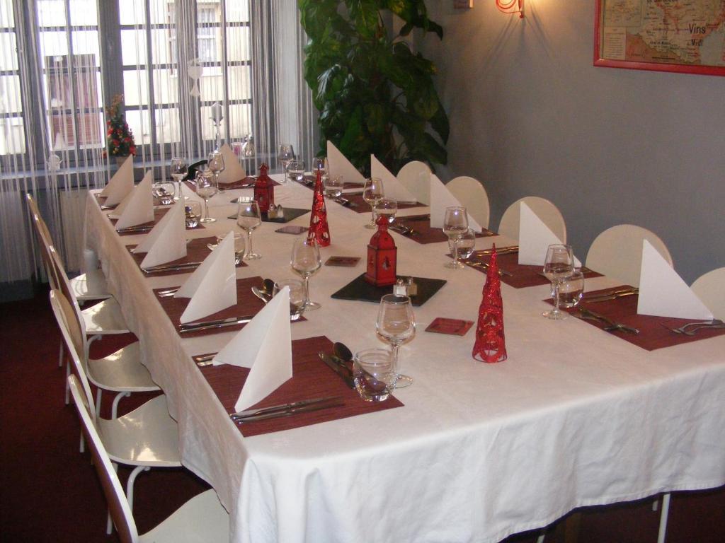 Hotel Les Colonnades Saint Fulgent