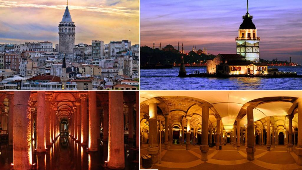 Taksim apart harbiye istanbul beyo lu reserva tu hotel for Habitaciones familiares lisboa