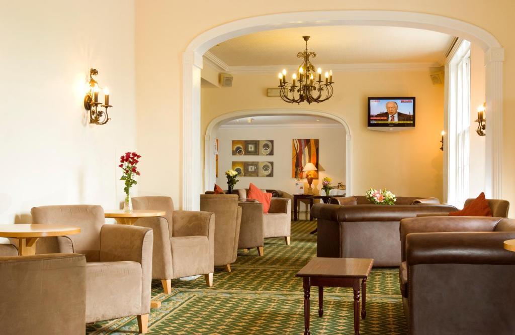 Hatherton House Hotel