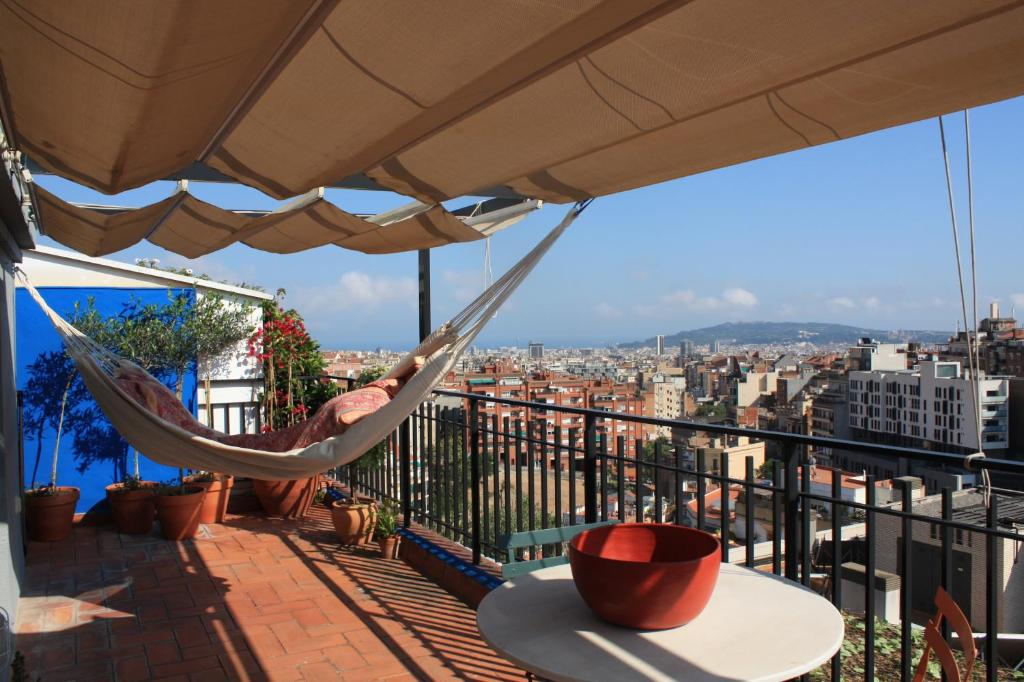 Parc Güell Penthouse Appartamento Barcelona