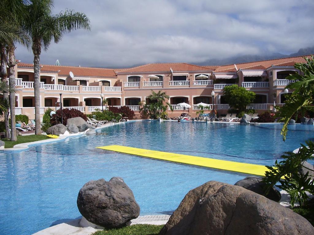 Fanabe Apartments, Casa de vacaciones Adeje