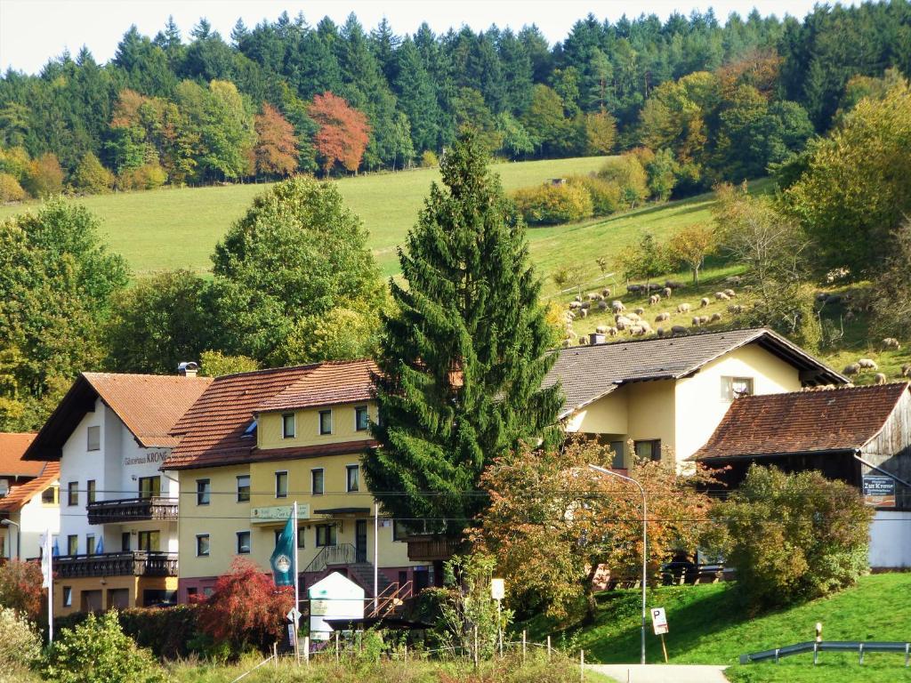 Odenwald Sterne Hotels