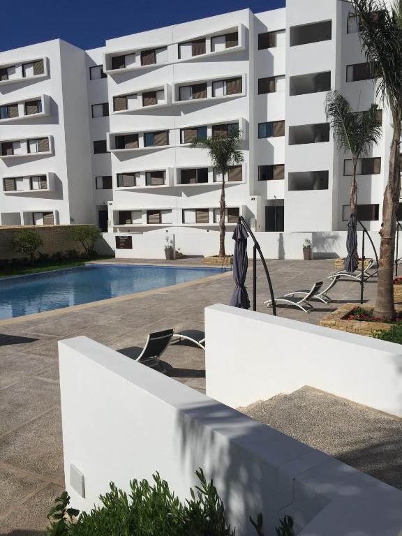 Iken Park Agadir Apartment In Agadir Morocco