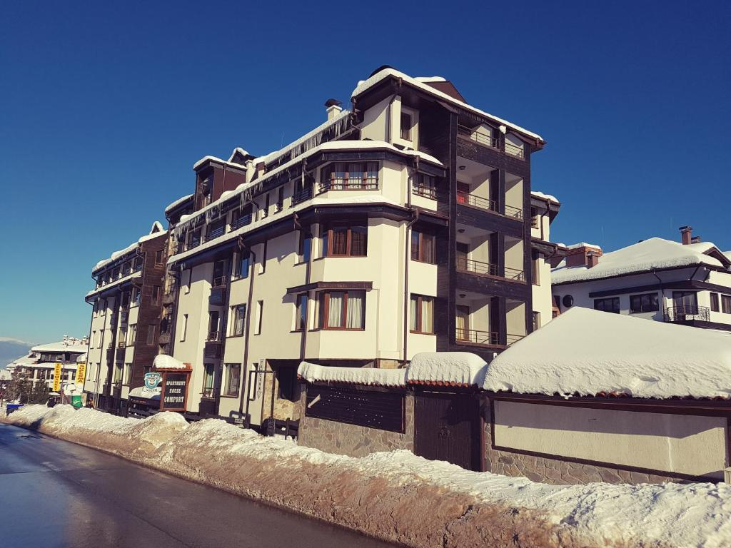 Apart hotel comfort bansko book your hotel with for Aparte hotel