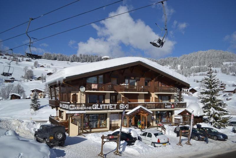 location chalet ski notre dame de bellecombe