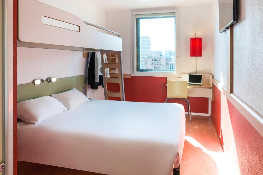 Hotel Ibis Budget Lyon Centre - Gare Part Dieu 1b7bd2fb4bc8