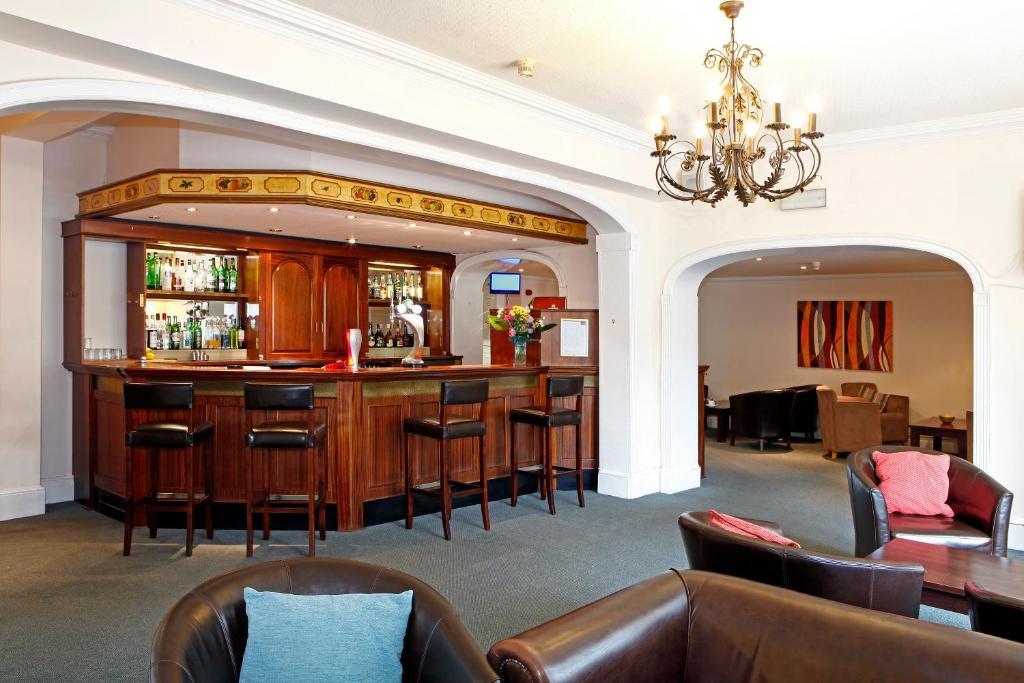 Hatherton House Hotel Stafford
