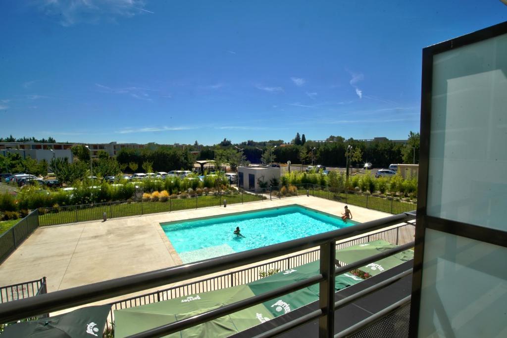Appart 39 h tel avignon campus del sol r servation gratuite for Hotel appart avignon
