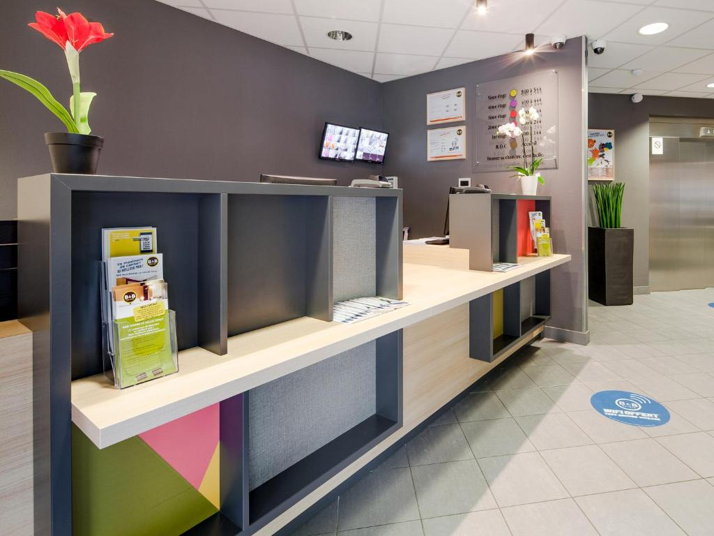 Hotel B And B Marne La Vallee Torcy