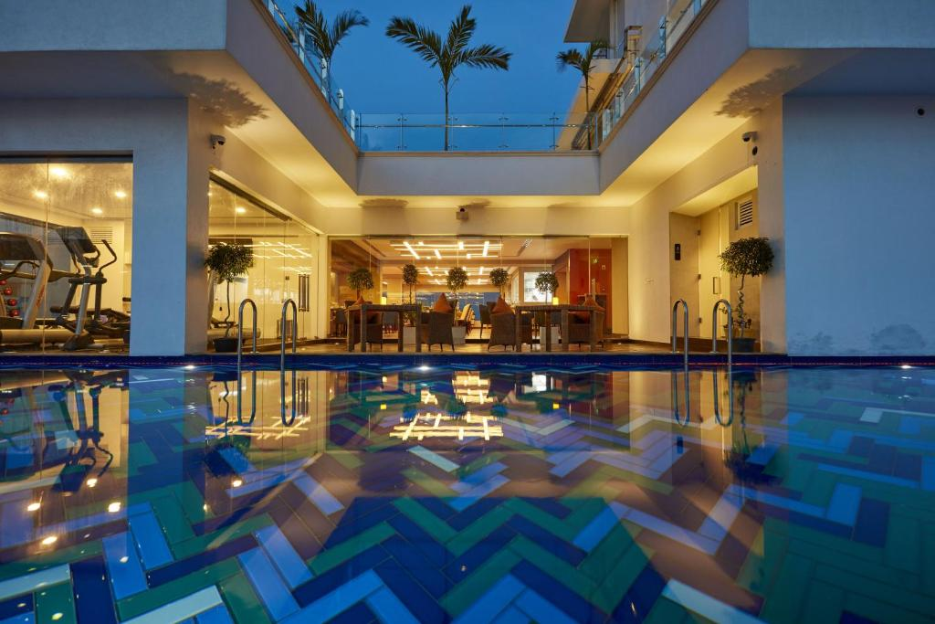 Mandarina Colombo Colombo Book Your Hotel With Viamichelin
