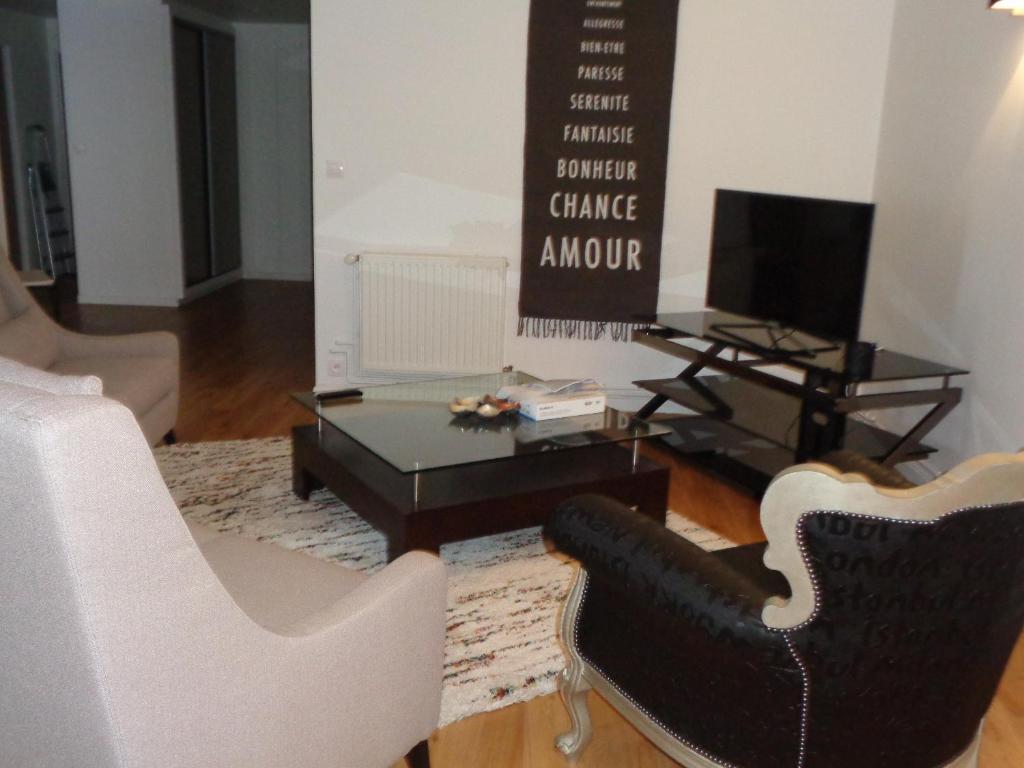 Appartement Le Saint Vincent Appartement Pernay
